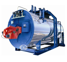fire-tube-gas-boiler